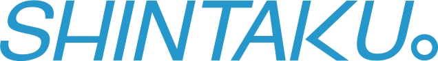 WEBデザイン、開発のSHINTAKU。のロゴ画像
