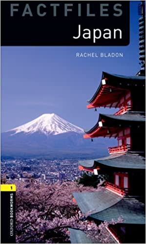 書籍Japan (Oxford Bookworms Library. Factfiles. Stage 1)(Rachel Bladon/Oxford University Press, USA)」の表紙画像